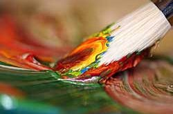 رنگ روغن جوهر با کیفیت
