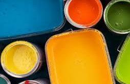 رنگ ضد اسید
