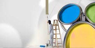 رنگ ساختمانی اکریلیک با کیفیت