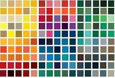 قیمت انواع رنگ