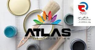 فروش رنگ روغنی با کیفیت بالا شرکت رنگارنگ اطلس
