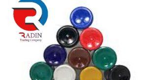 خرید فروش مادر رنگ نیم پلاستیک عارف شیمی در تهران