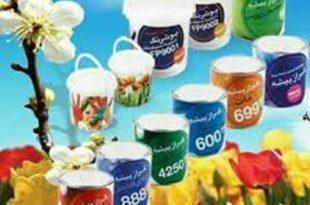 خرید محصولات ساختمانی رنگ فراز پیشه در تهران و البرز