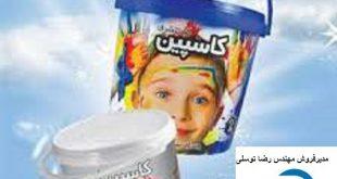 قیمت عمده رنگ تمام پلاستیک کا سبین در تهران