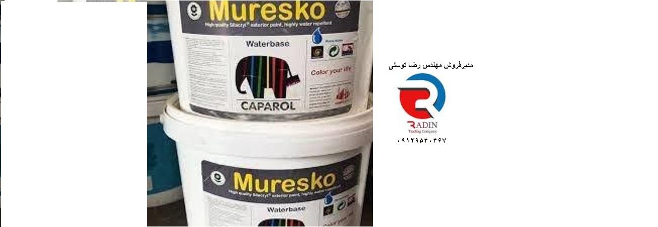 قیمت خرید یک حلب رنگ نمای مورسکو در بازار تبریز