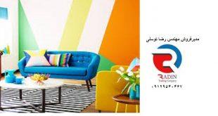 رنگ آلکیدی آبی rt 399 روناس با قیمت مناسب