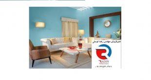 رنگ روغنی با کیفیت و قیمت مناسب در اهواز
